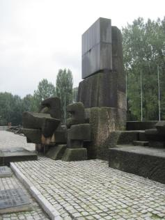 An international memorial to the victims
