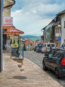 Streets of Levoca