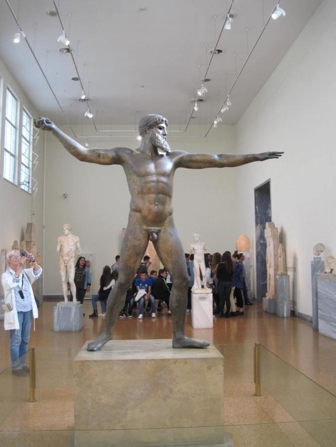 Zeus/Poseidon