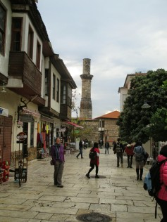 The Broken Minaret