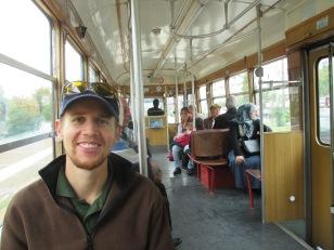 Riding the Nostalgic Tram