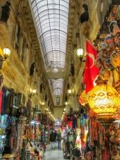 Markets near Istiklal