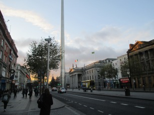 O'Connell St