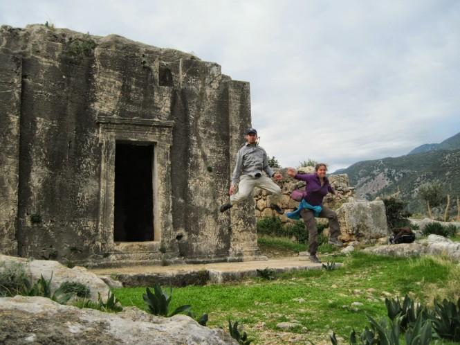 Cube Tomb Jelfie