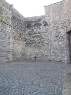 The spot where the revolutionaries of the 1916 Rising were executed