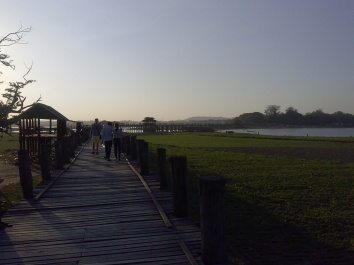 The U-Bein Bridge