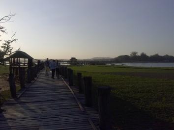 The U-Bein Bridge