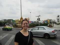 Walking around Bangkok