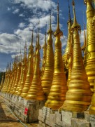 Beautiful pagodas