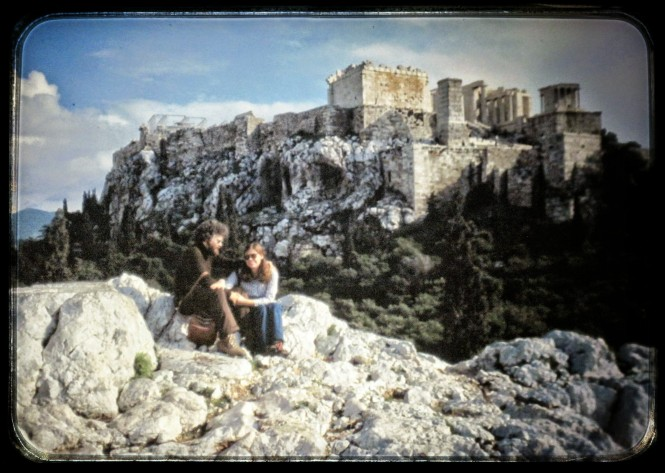 Spending time in Athens