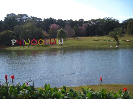 Pyin Oo Lwin gardens