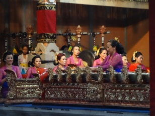 All female Gamelan