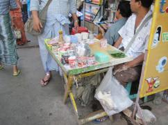 Betel nut stand