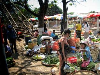 A large market