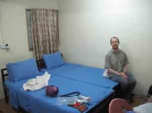 Our room at Hninn Si