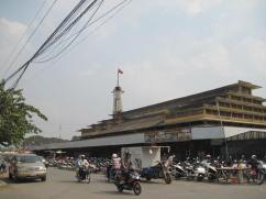 The central market building