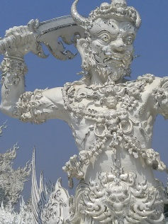 This statue felt Balinese