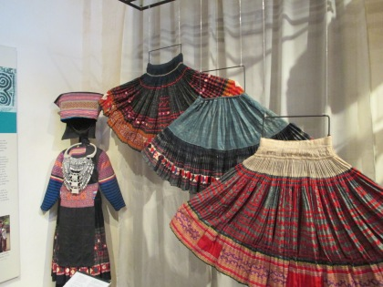 Hill tribe clothing