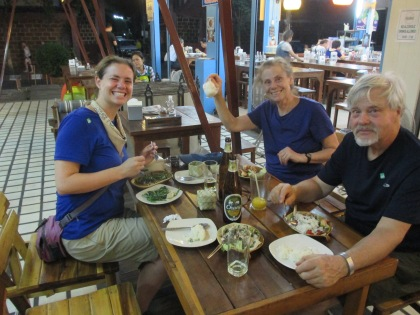 Our last meal in Chiang Mai