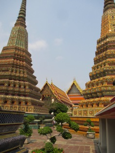 The rest of Wat Pho