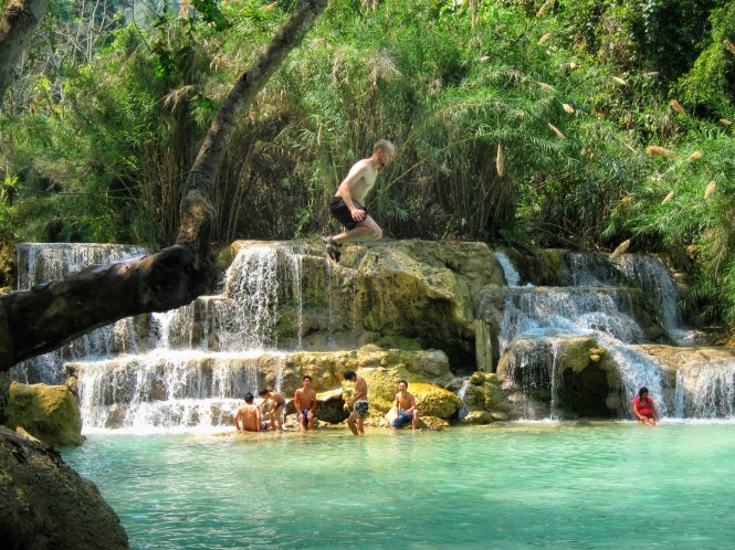 Eric's jump