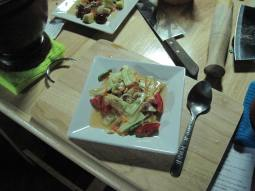 salad yum!