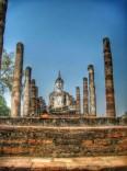 Approaching Buddha
