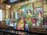 Shrine to Thien Hau, a sea deity