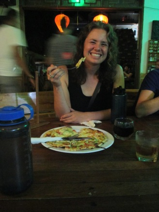 Pizza at Easy Tiger