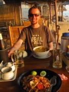 Eric's last Thai curry in Thailand