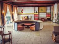 Top penthouse lounge