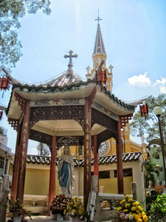 Cha Tam Catholic Church