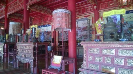Shrines to the emperors of the Nguyen dynasty