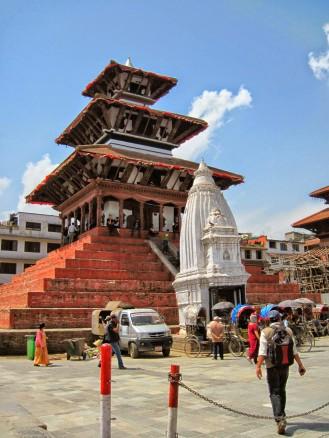 Maju Deval from below