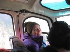 Front seat passengers very happy too