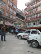 The main Thamel Chowk (square)
