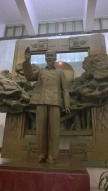 Statue of Ho Chi Minh
