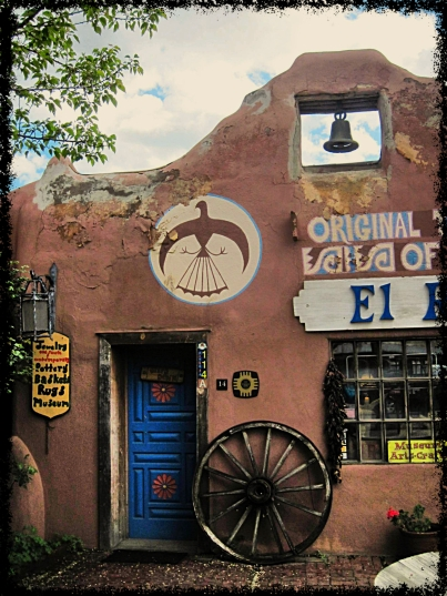 Streets of Taos