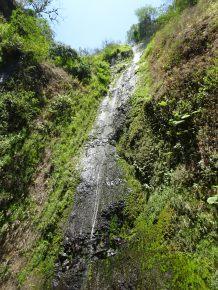 DSC01155 - it's the dry season so the San Ramon waterfall was barely flowing