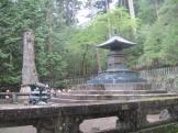 The actual mausoleum