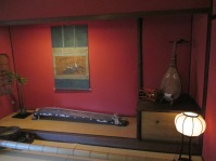Musical instruments for the geisha