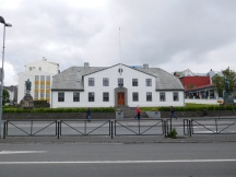 The (unguarded) offices of the Prime Minister
