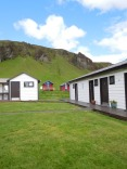 The shared facilities in the foreground